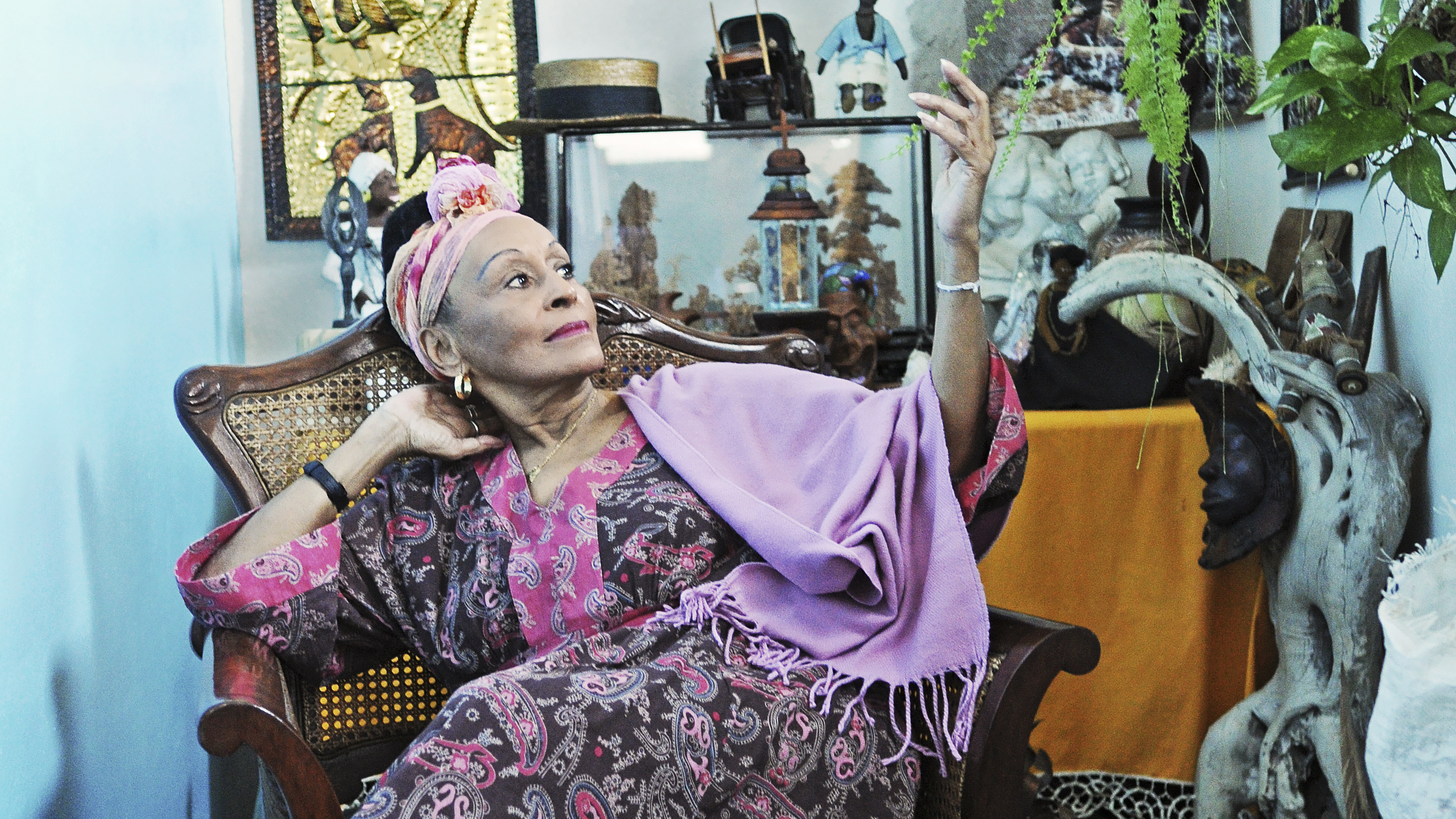 "Omara Portuondo may be on her ""Last Kiss"" Tour, but the Cuban music matriarch says she plans to keep performing for as long as possible."