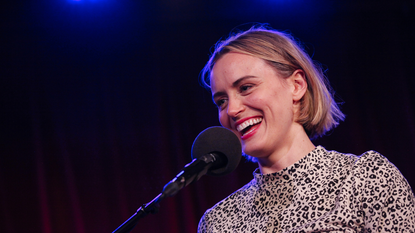Taylor Schilling: Orange Is The New Clown