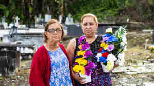 On Mother's Day In Puerto Rico, Hope To Visit A Mother's Grave Turns To Anguish