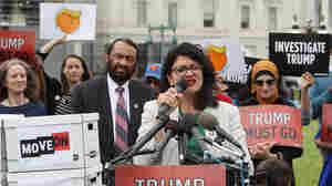 Executive Privilege Fight Inches Democrats Closer To Impeachment