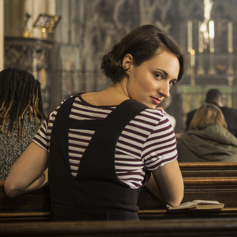 Fleabag' Returns For A Raunchy 2nd Season — And Quits While It's
