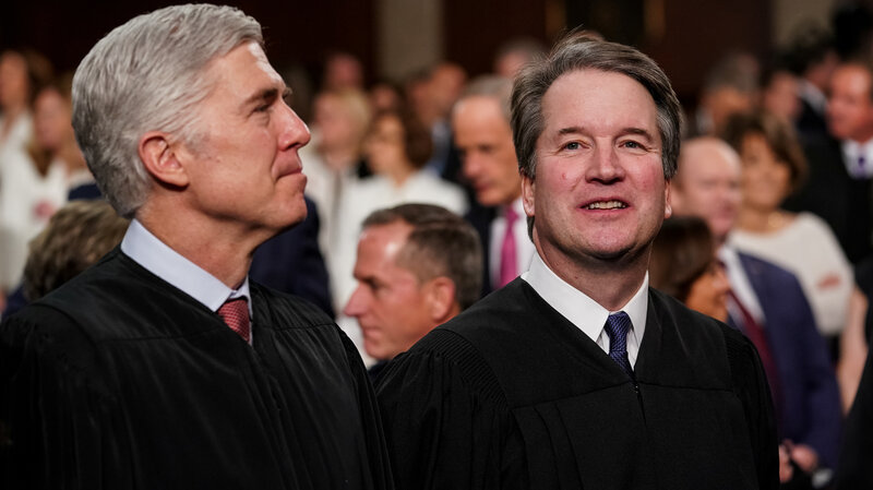 Supreme Court Rules Against Apple, As Kavanaugh Sides With Liberal