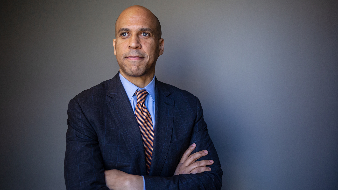 On The Trail With Cory Booker