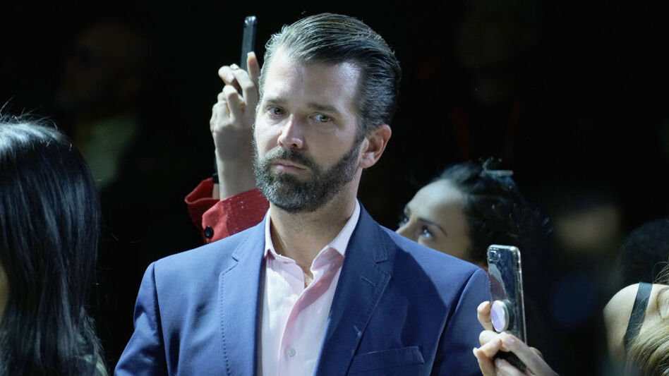 Donald Trump Jr., the president's eldest son, has reached a deal to testify before the Senate Intelligence Committee next month. (Manny Carabel/Getty Images)