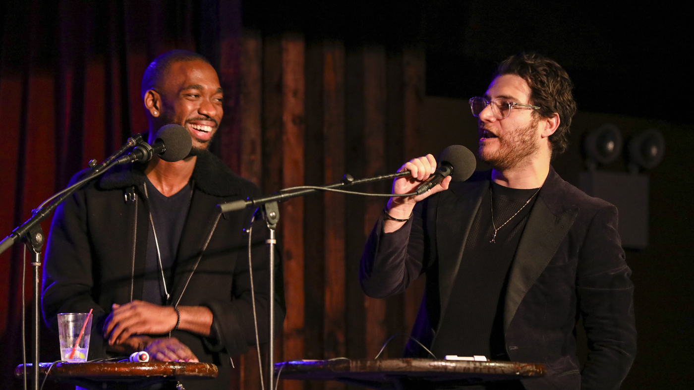 Jay Pharoah And Adam Pally: Licensed To 'Champaign ILL'