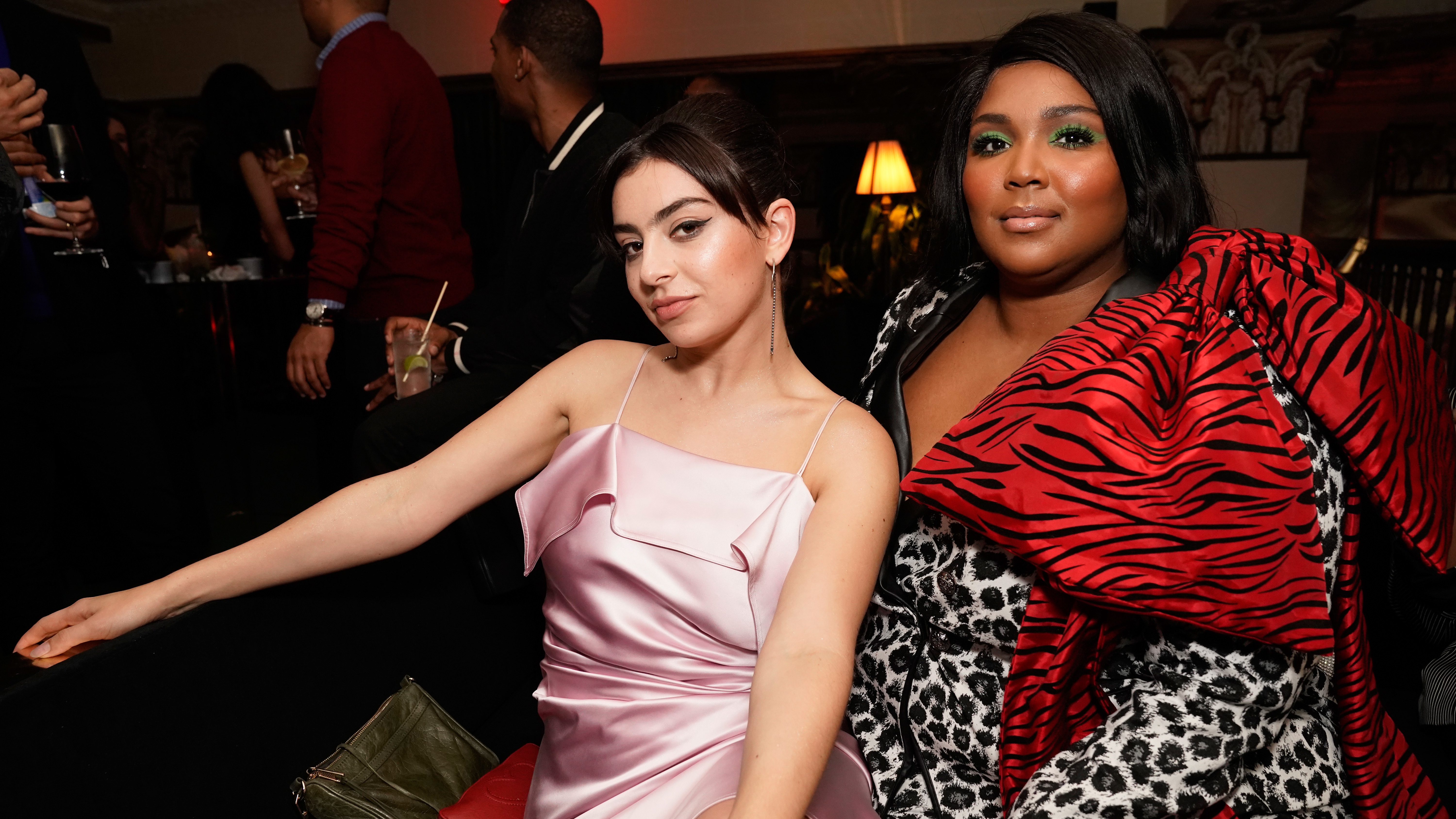 On 'Blame It On Your Love,' Charli XCX And Lizzo Play Pop Music's Saviors