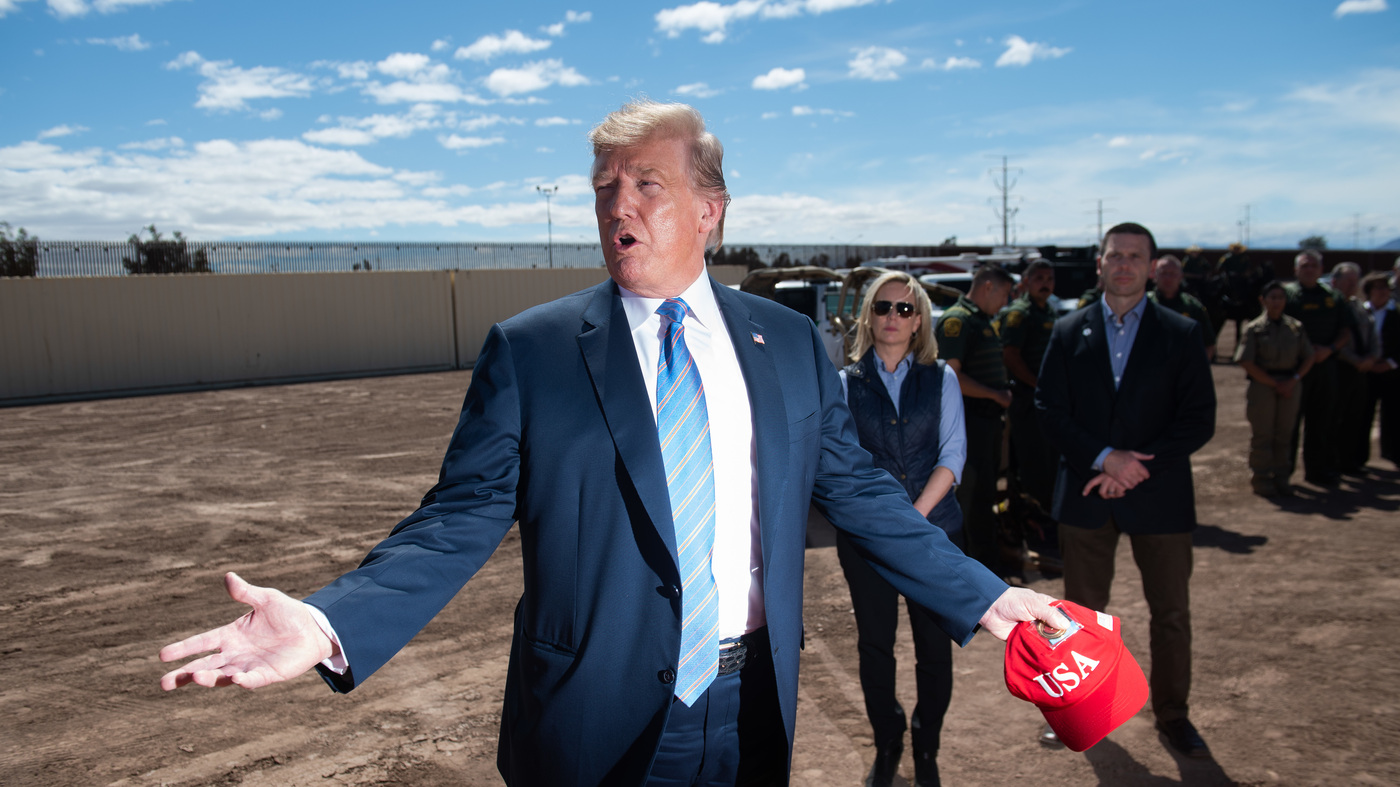 photo image Trump To Outline Immigration Plan That Would Overhaul Who's Allowed Into The U.S.