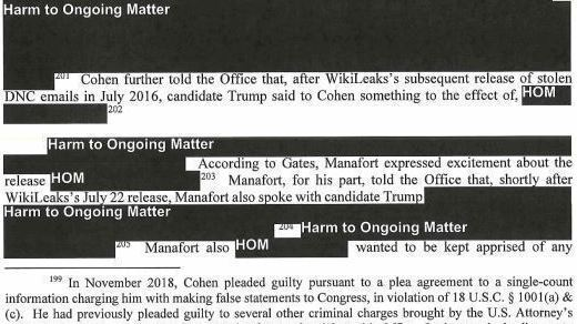 If The Full Mueller Report Were Ever Released, What Might It Reveal?