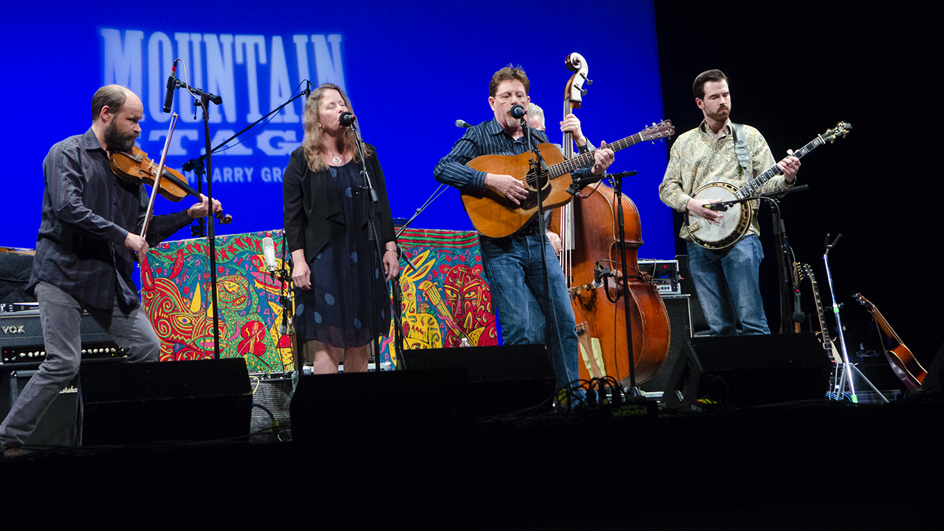 The Tim O'Brien Band On Mountain StageWest Virginia Public Broadcasting