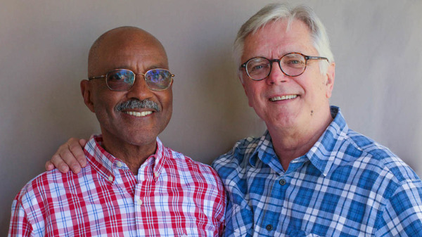 That Day Wasn t About Us : One Of The 1st Same-Sex Married Couples Looks Back