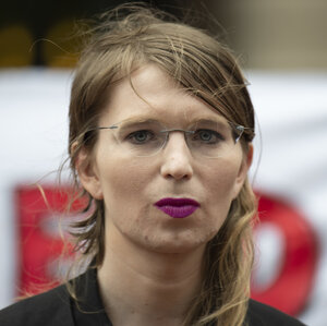 Chelsea Manning Sent Back To Jail For Refusing To Testify Before Grand Jury