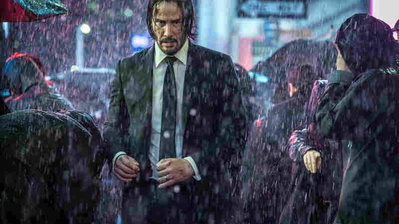 There's No Spoon, But Plenty Of Knives In 'John Wick: Chapter 3 — Parabellum'