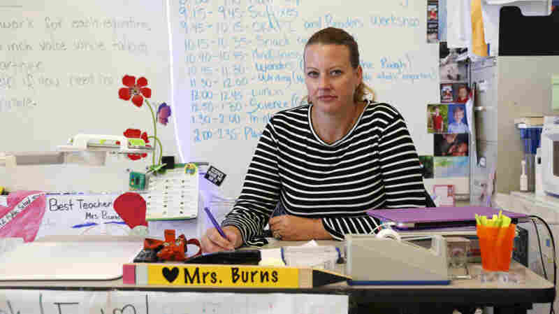 California Teachers Pay For Their Own Substitutes During Extended Sick Leave
