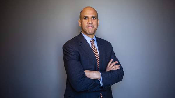 In His Own Words: Cory Booker On 'The Worst Gut Punch' Of His Life