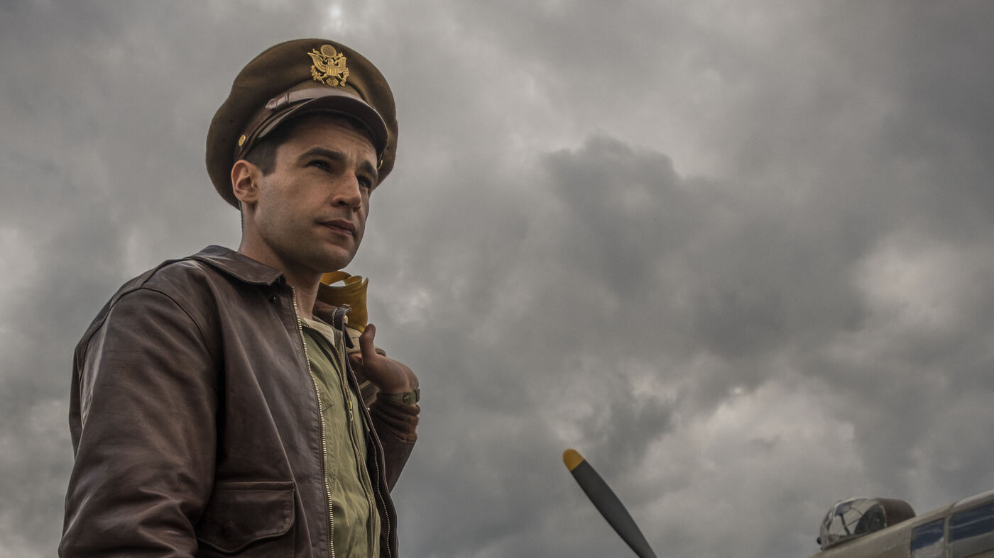 Review: 'Catch-22' From George Clooney and Hulu Spotlights The Horror Of War - NPR thumbnail