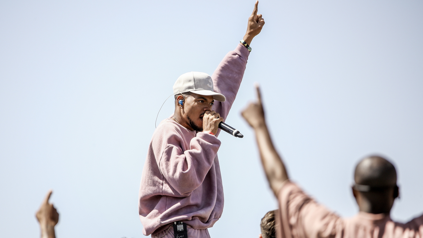 Stream Chance The Rapper S New Song Groceries Feat Tisakorean