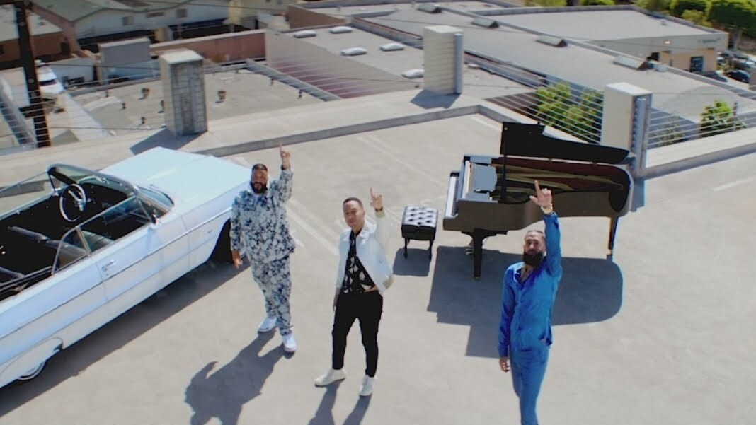 Watch DJ Khaled and Nipsey Hussle's 'Higher' Video, With
