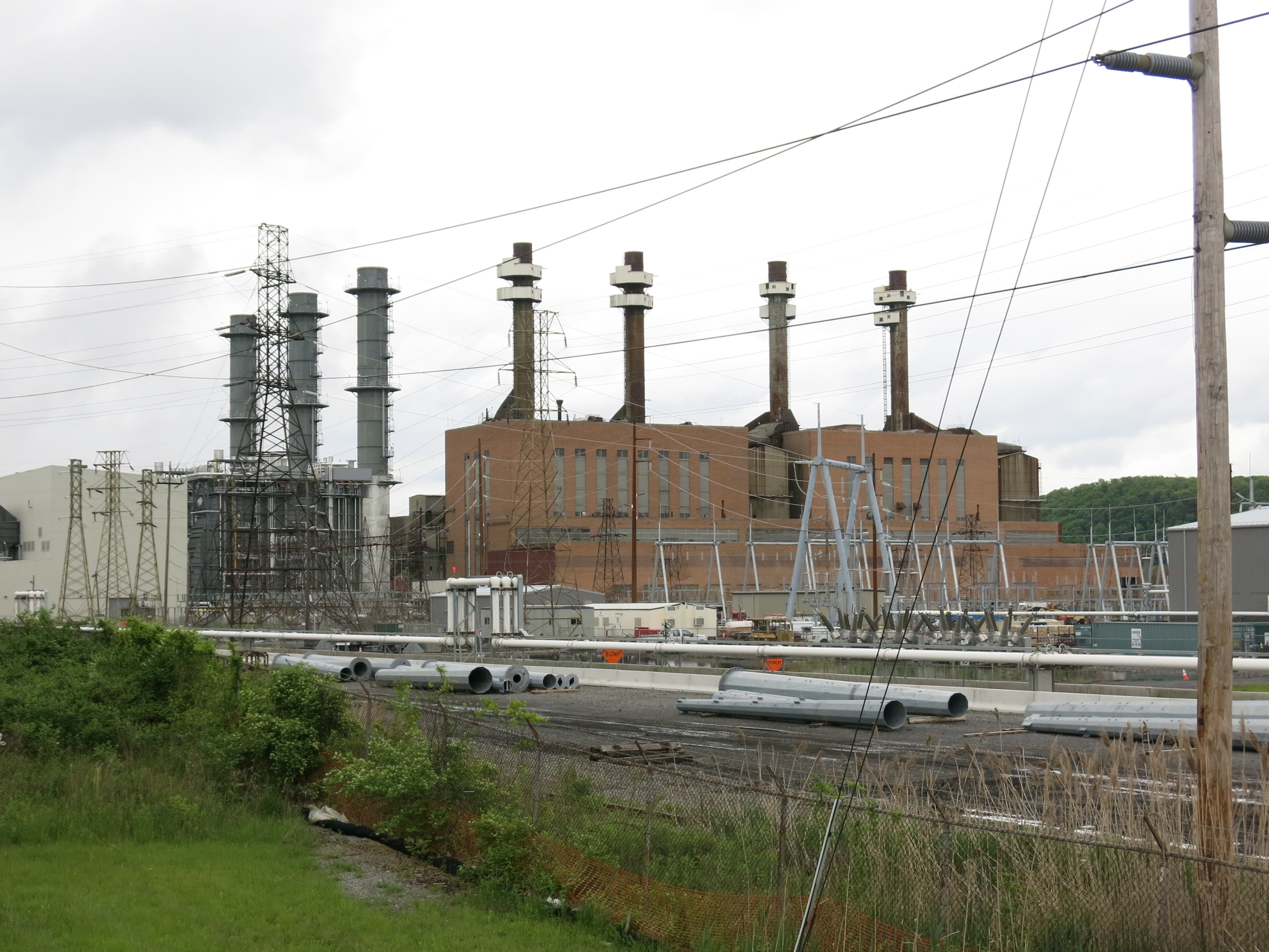 Finding New Opportunity For Old Coal-Fired Power Plant Sites