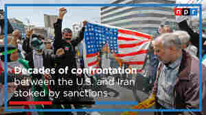 WATCH: What's Driving U.S. Sanctions On Iran