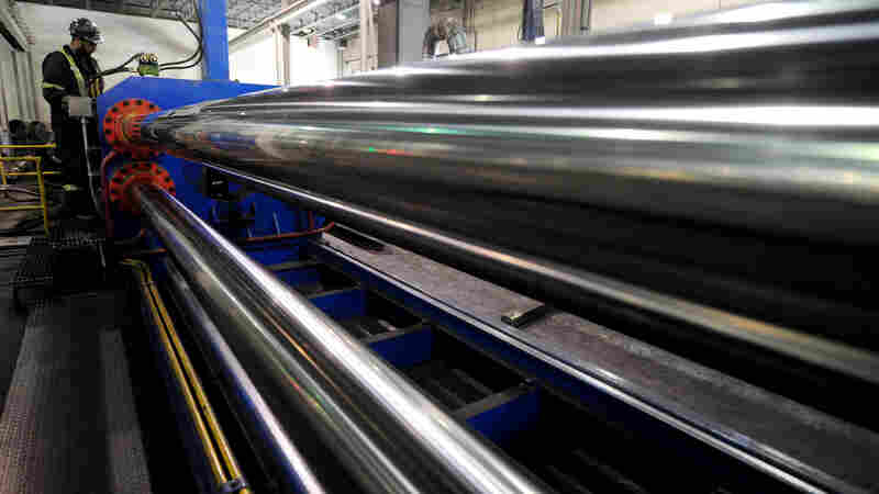 U.S. Will Lift Tariffs On Steel And Aluminum From Canada And Mexico