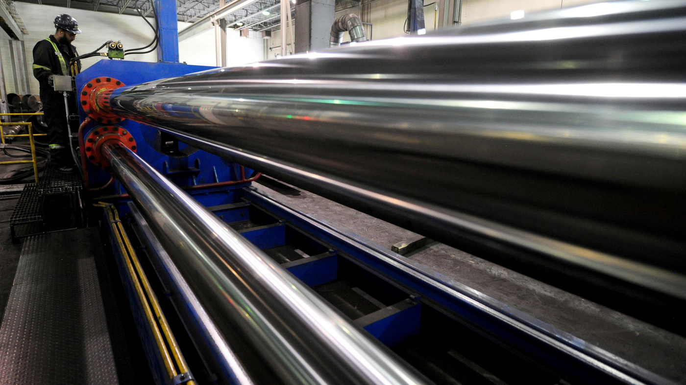 U.S. Tariffs On Steel And Aluminum From Canada And Mexico