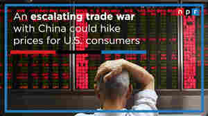 WATCH: The Escalating Trade War With China