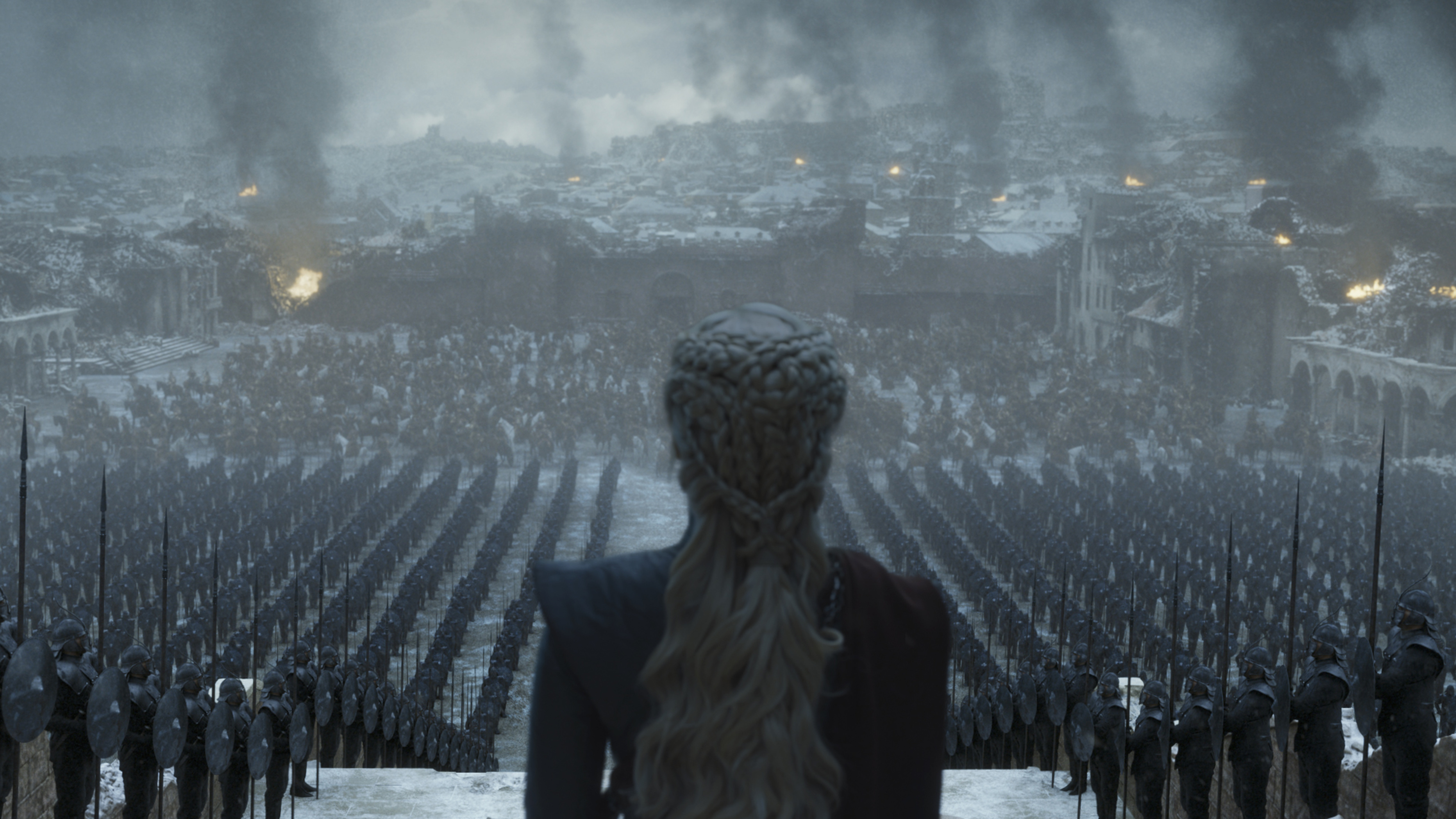 'Game Of Thrones' Finale, Season 8, Episode 6: 'No One Is Very Happy'
