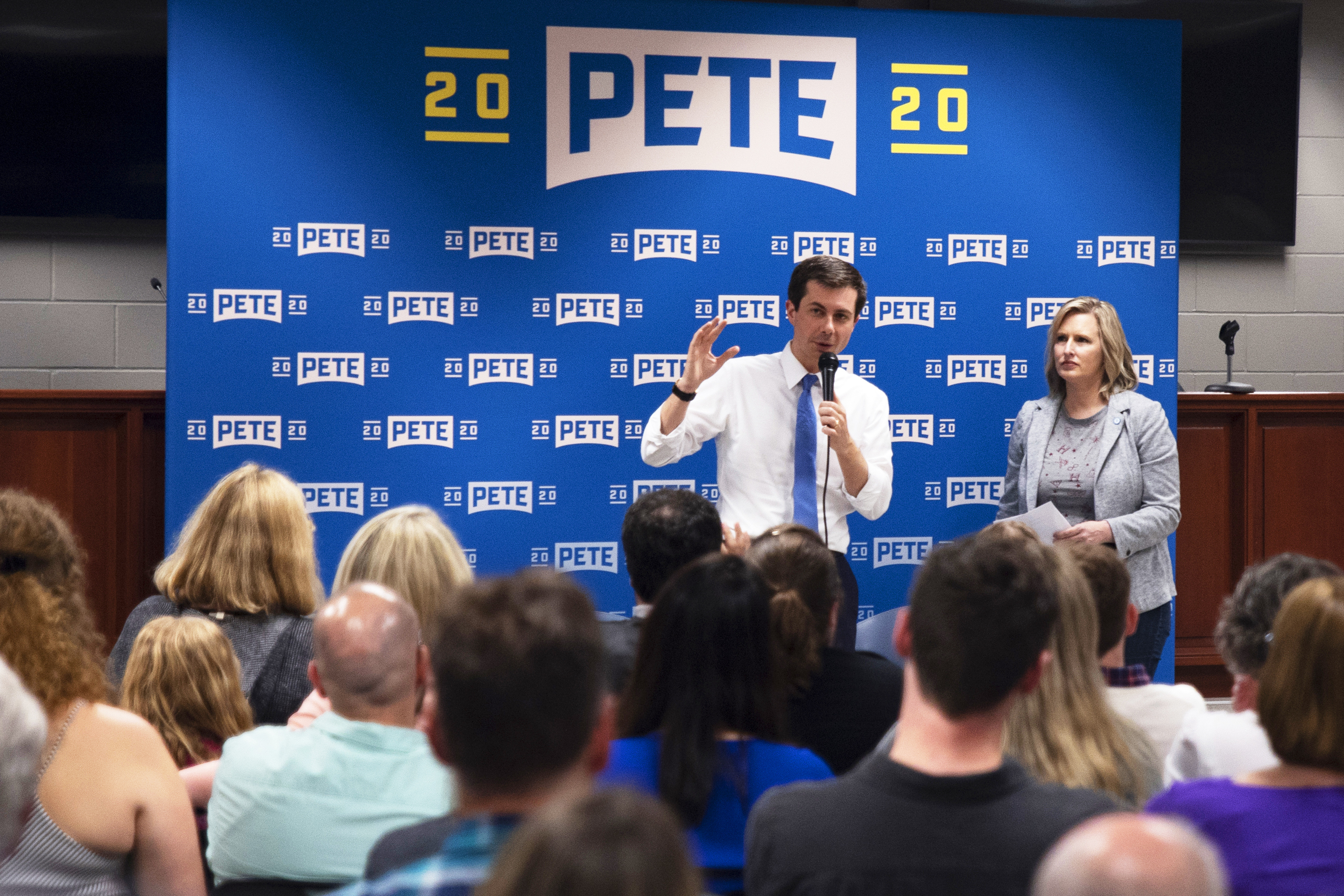 'Love That Motivates': Pete Buttigieg On Marriage And Faith