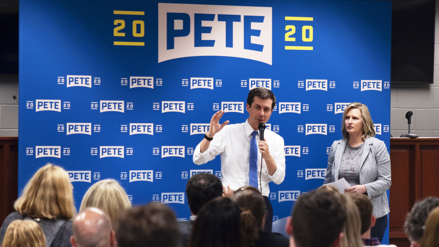 On The Trail With Pete Buttigieg