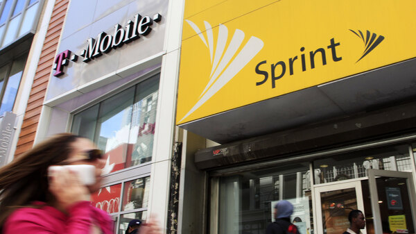 FCC Chairman Ajit Pai said Monday that he endorses the merger of T-Mobile and Sprint.