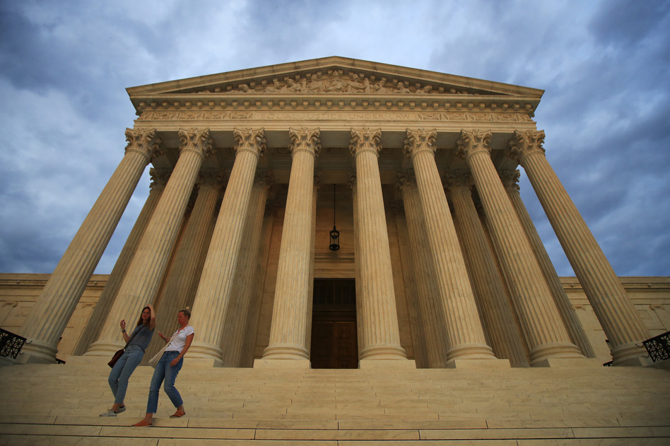 The U.S. Supreme Court will announce decisions on a host of important cases over the next month. (Manuel Balce Ceneta/AP)