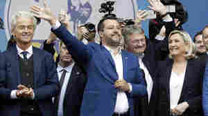 Italy's Matteo Salvini Hopes To Lead Nationalist Wave In Upcoming European Elections