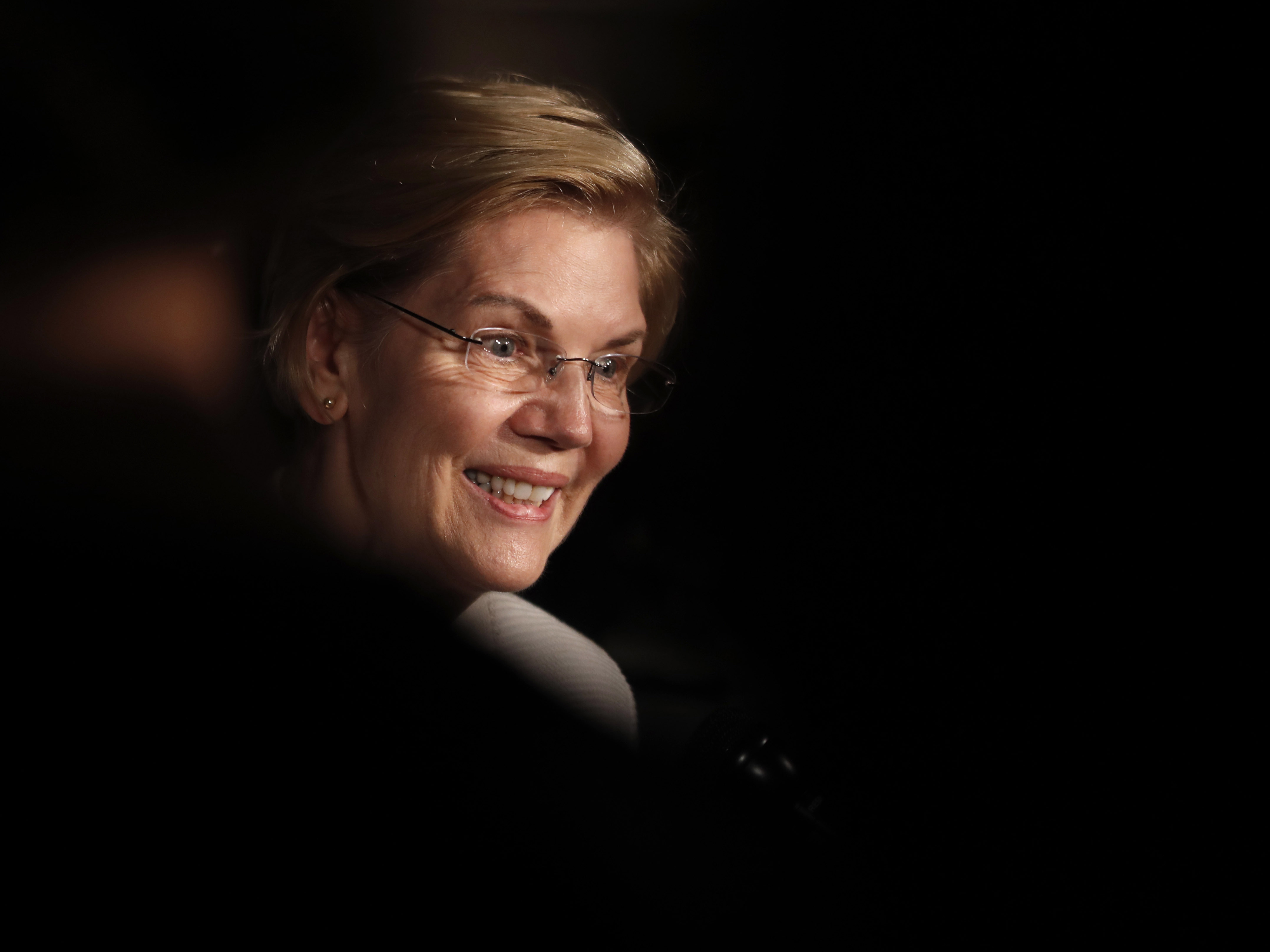 Sen. Elizabeth Warren Has A Plan For Everything — Including Your Love Life