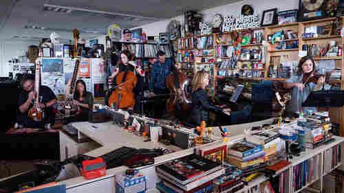 Ensemble Signal Plays Jonny Greenwood: Tiny Desk Concert