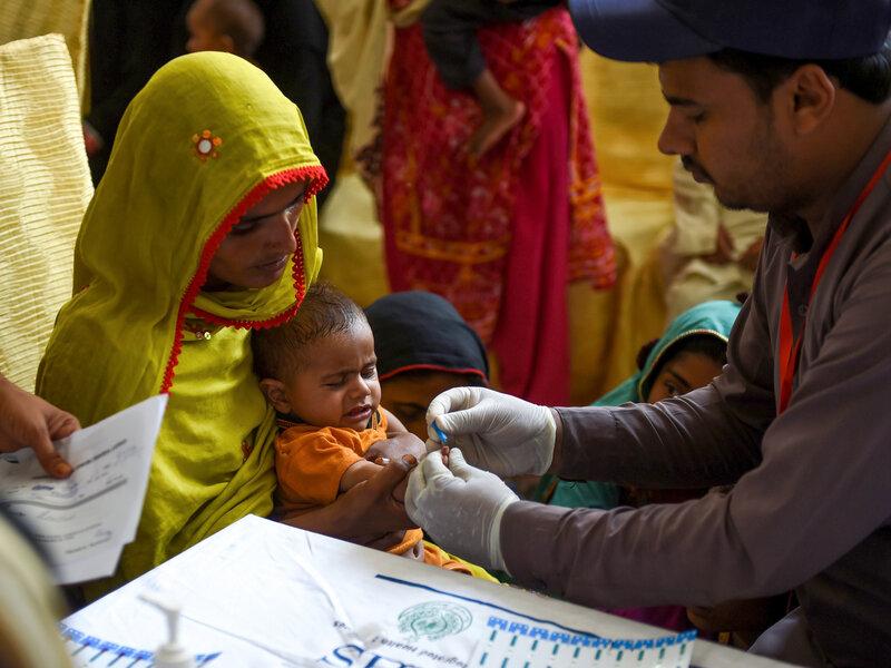 HIV Outbreak In Pakistan: So Far, 494 Children Are HIV
