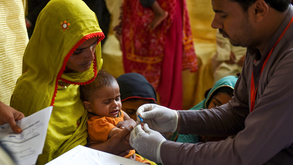 Medical Investigation: How Did 494 Children In 1 Pakistani City Get HIV?