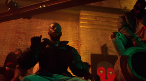 GoldLink Turns Up As A Hologram For 'Zulu Screams' Video