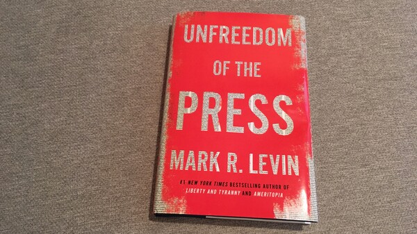 'Unfreedom Of The Press' Is Full Of Bombast And Bile