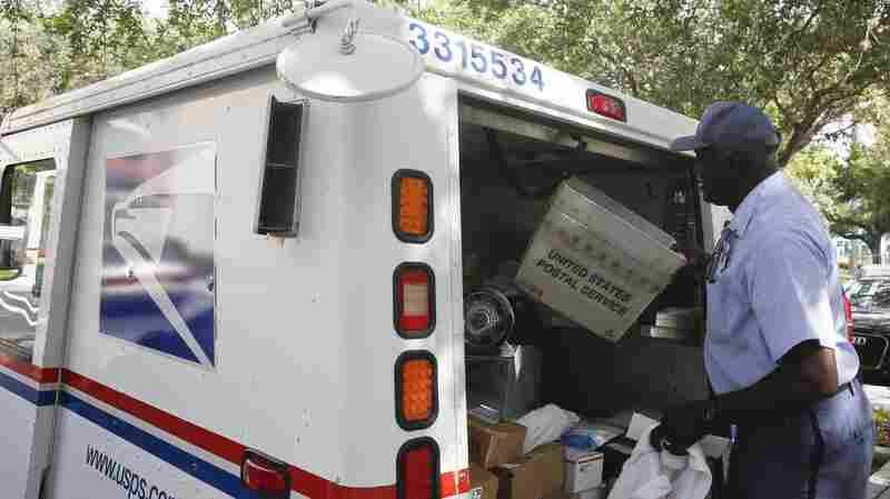 U.S. Postal Service Tests Self-Driving Trucks