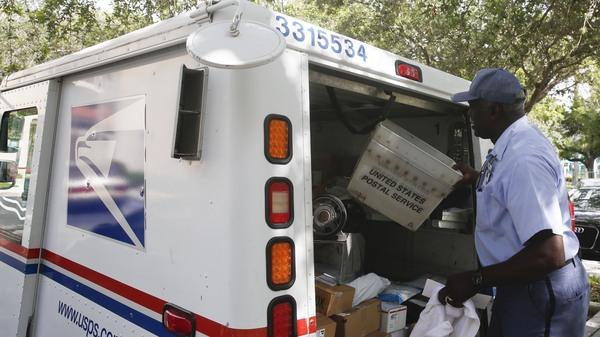 U.S. Postal Service Is Testing Self-Driving Trucks