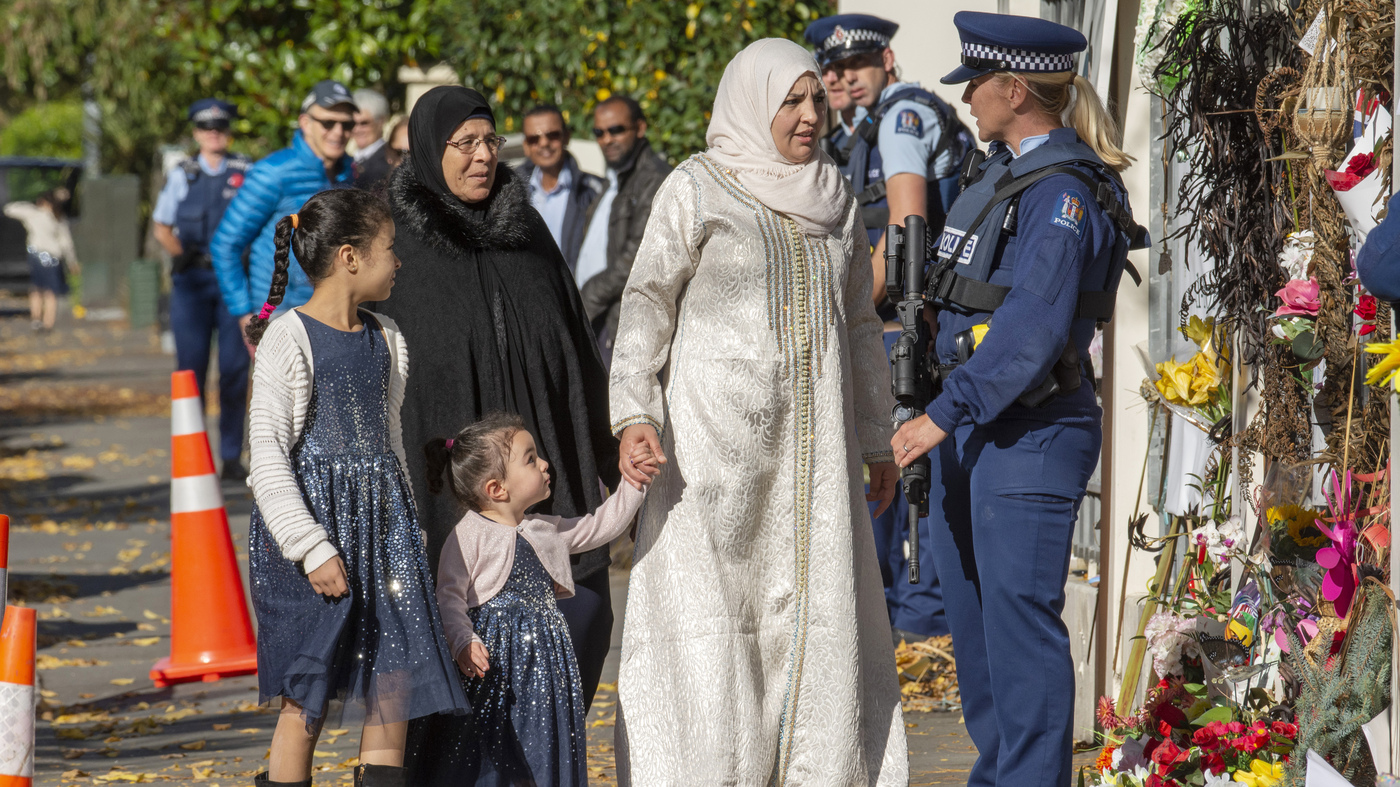 Brenton Tarrant Charged With Terrorism For New Zealand Mosque Attacks - NPR thumbnail