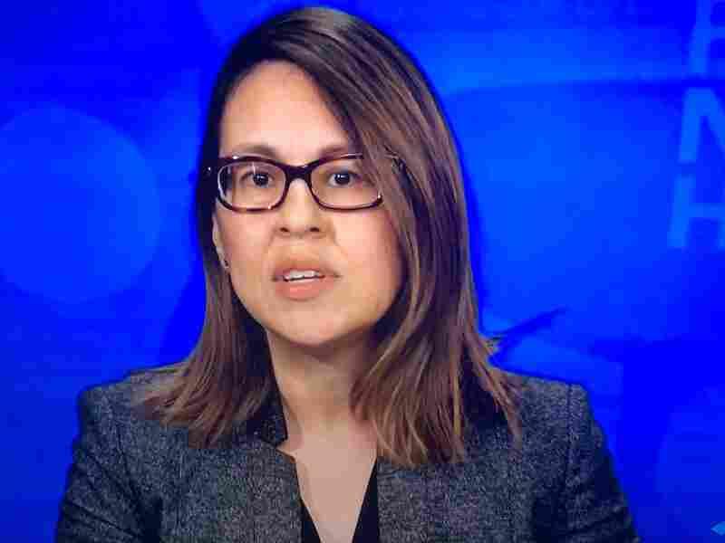 Claudia Grisales Joins NPR's Washington Desk