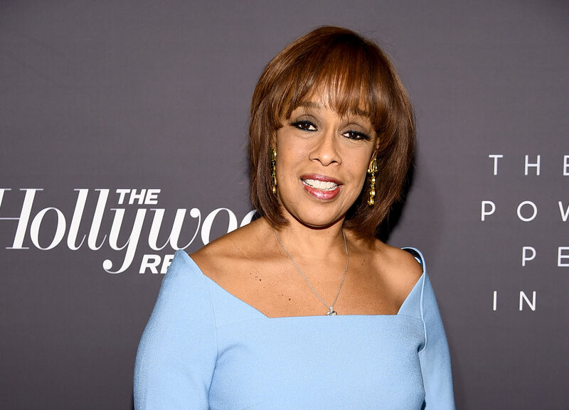 Gayle King Is A Rising Star At CBS : NPR