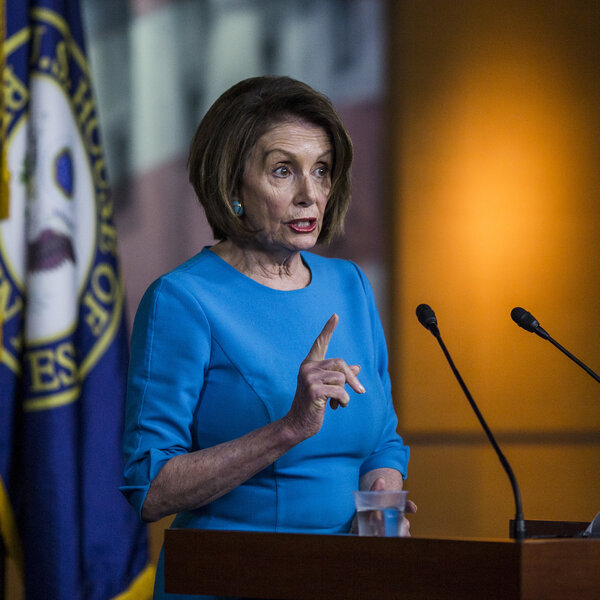 Democrats' Impeachment Divide Tests Pelosi