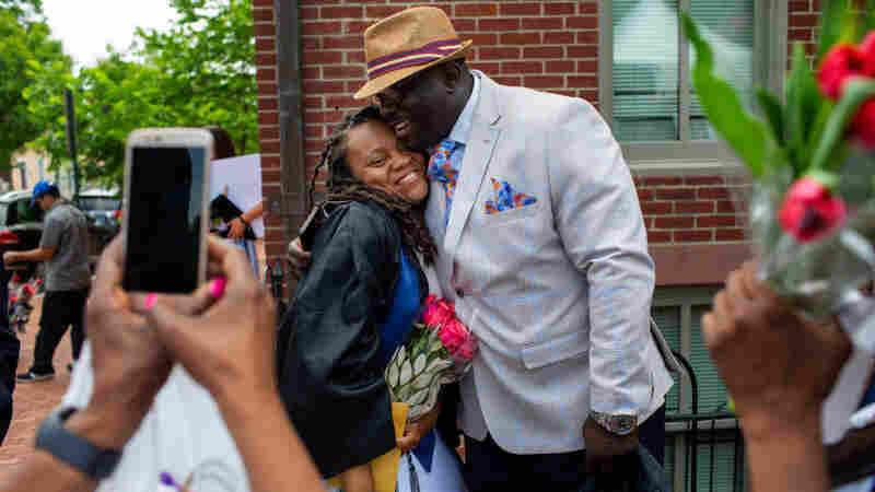 Once A Homeless D.C. Teen, Now A Georgetown Graduate
