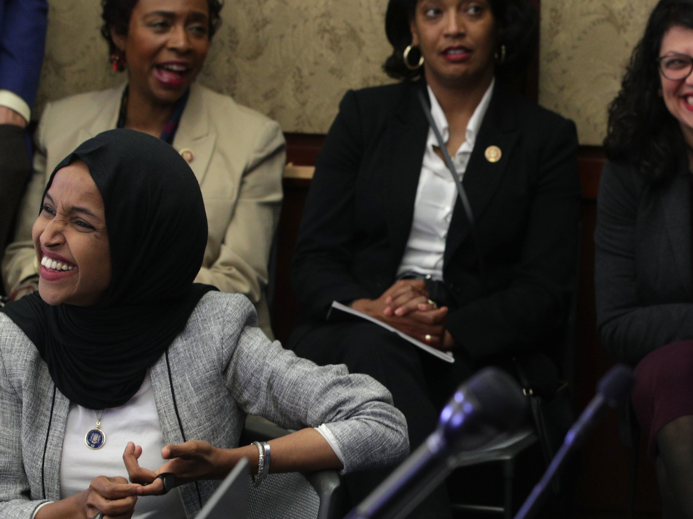 Muslim Lawmakers Host Ramadan Feast At Capitol