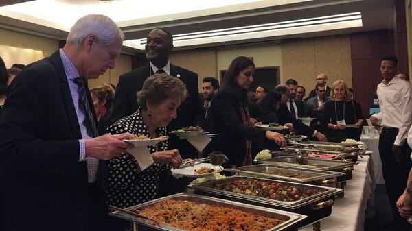 Muslim Lawmakers Host Ramadan Feast At Capitol
