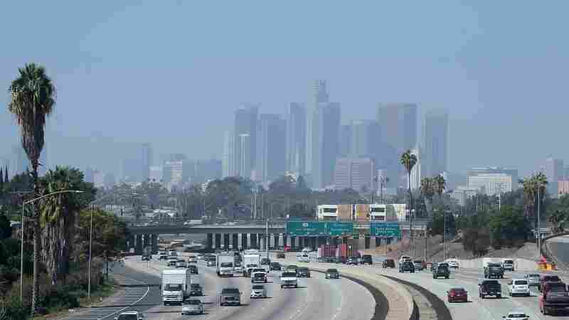 When LA's Air Got Better, Kids' Asthma Cases Dropped