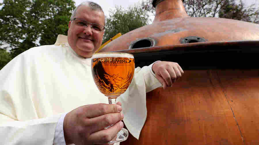 Belgian Monastery Will Brew Beer Again, After A 220-Year Pause