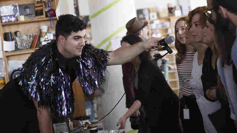 Jeremy Dutcher: Tiny Desk Concert